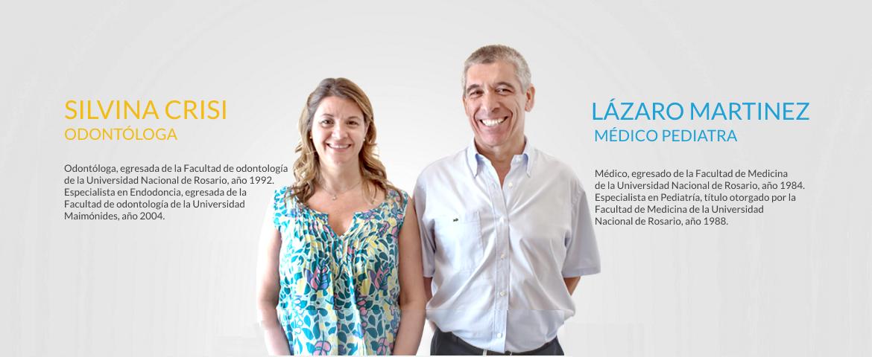Consultorio Medico Odontologico Rosario Dra Odontologa Silvina Crisi Dr Medico Pediatra Lazaro Martinez